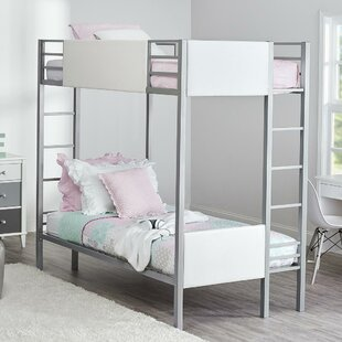 Monarch Hill Raven Twin over Twin Bunk Bed by Little Seeds