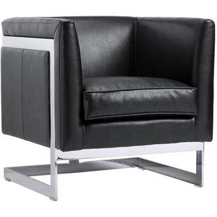 Sunpan Modern Club Soho Armchair
