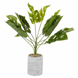 Floor Tree In Pot (Set Of 2) By Bay Isle Home