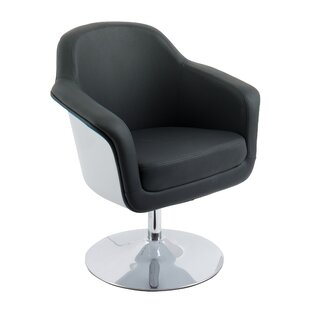 Deckert Swivel Armchair