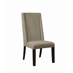 Minster Upholstered Dining Chair (Set of 2) by Gracie Oaks