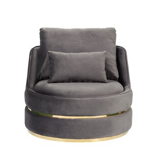 Donavan Swivel Barrel Chair