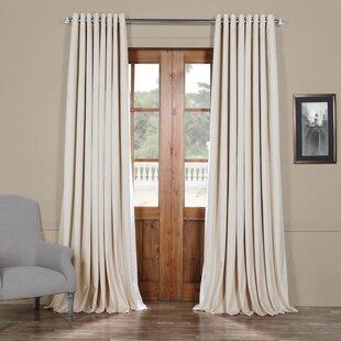 Adamsville Blackout Single Curtain Panel