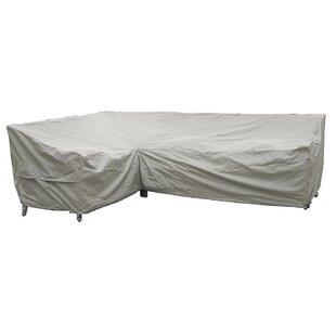 Long Right Modular Patio Sofa Cover by Lynton Garden