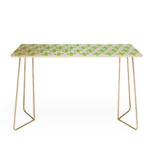 Linocut Cacti Desk