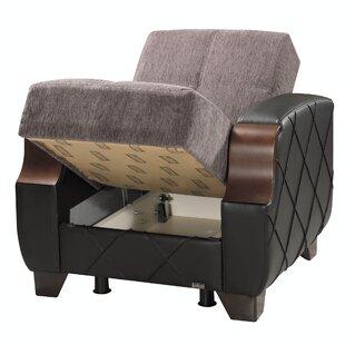Camanche Convertible Chair By Latitude Run