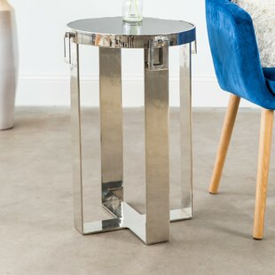 Sunseri End Table by Orren Ellis