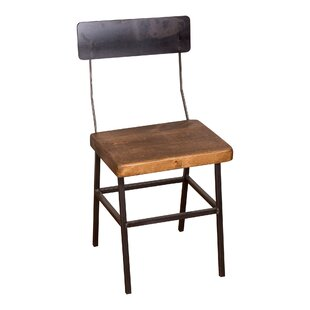 Mitzi Industrial Dining Chair by Millwood..