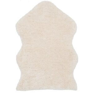 Isacc Hand-Tufted Ivory Area Rug