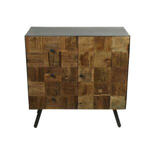 Beckford 3 Drawer Combi Chest By Williston Forge
