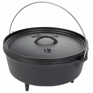 Round Dutch Oven By Lodge