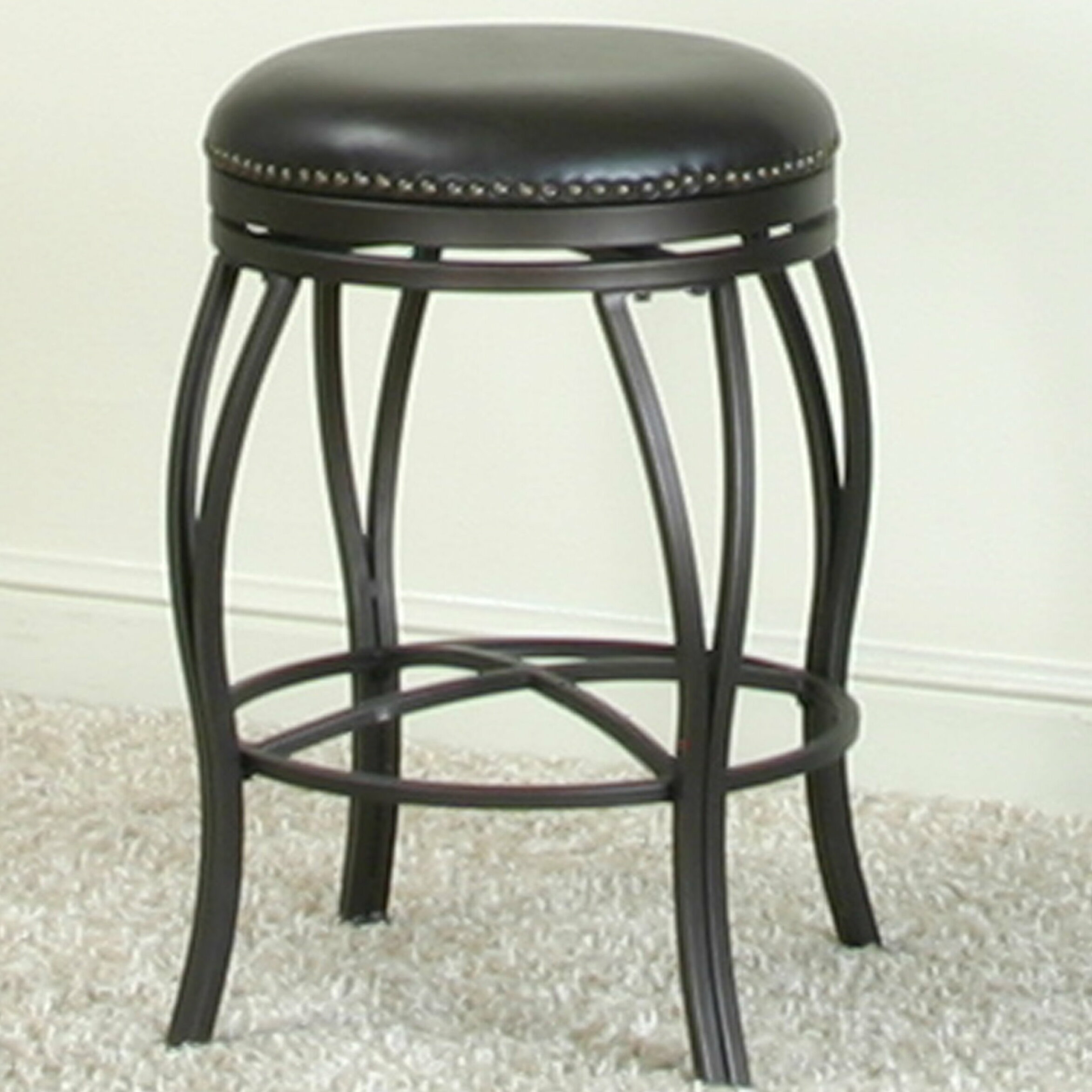 Amazing Orleans 24 Swivel Bar Stool Squirreltailoven Fun Painted Chair Ideas Images Squirreltailovenorg