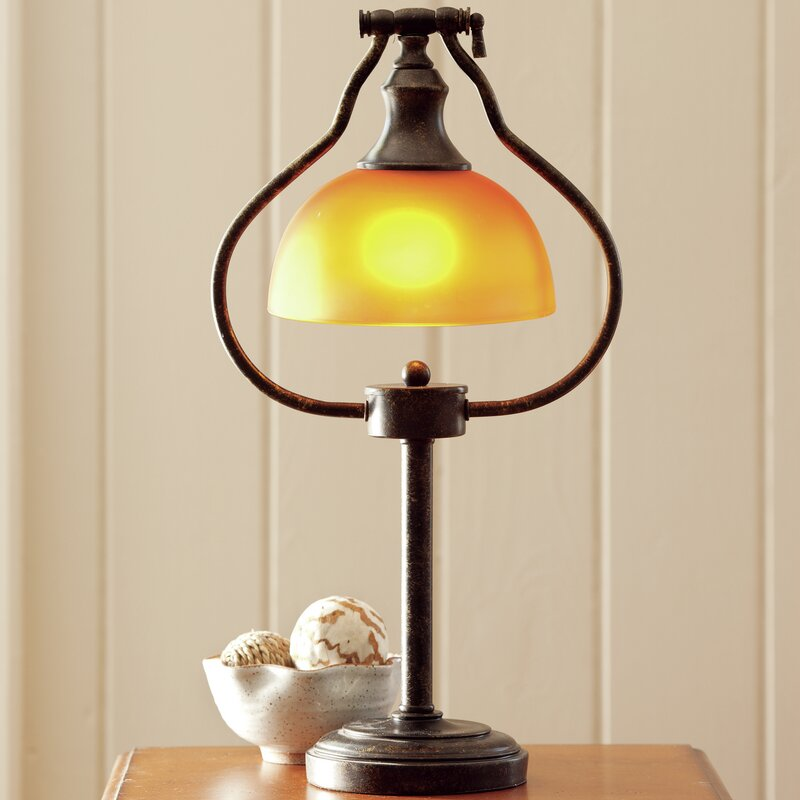 Plow hearth library 2125 table lamp reviews wayfair library 2125 table lamp mozeypictures Gallery