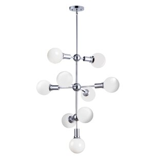 Godbey 9-Light Sputnik Cha..