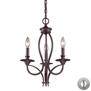 Alcott Hill Packard 3-Light Candle Style ..