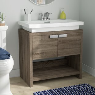 Haycraft 32 Single Bathroom Vanity Set