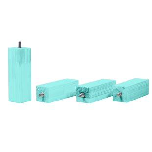 Gagne Foots Bed Riser (Set Of 4) By Isabelle & Max