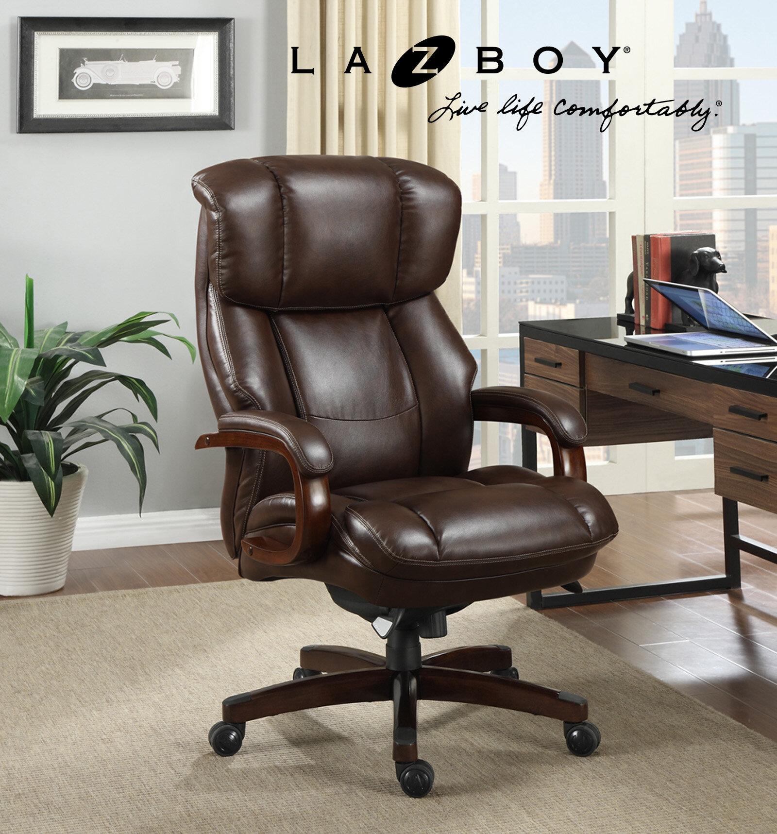 la z boy office chairs youll love wayfair