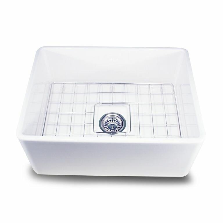 cape 24   x 18   farmhouse kitchen sink nantucket sinks cape 24   x 18   farmhouse kitchen sink  u0026 reviews      rh   wayfair com