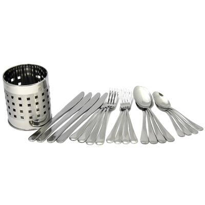Utensils Pretty And Colorful Apron New Barbecue Tool Set 7 Pieces Stainless Steel