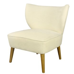 Verret Slipper Chair by George Oliver