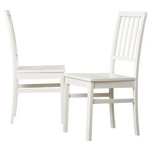 Carolina Solid Wood Dining Chair (Set of 4) by One Allium Way