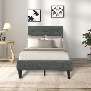 Ever Low Profile Platform Bed by Ebern Designs