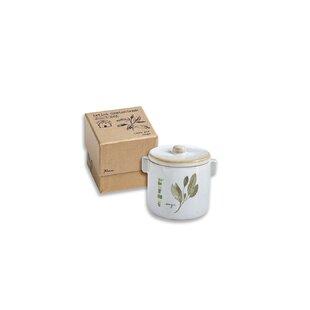 Farm To Table Sage Herb Spice Jar