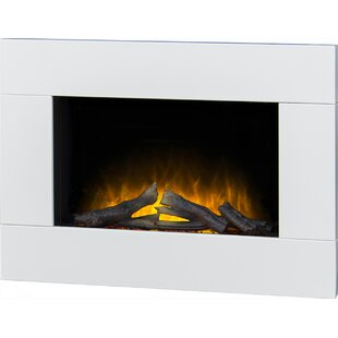 Mathais Wall Mounted Electric Fire By Metro Lane