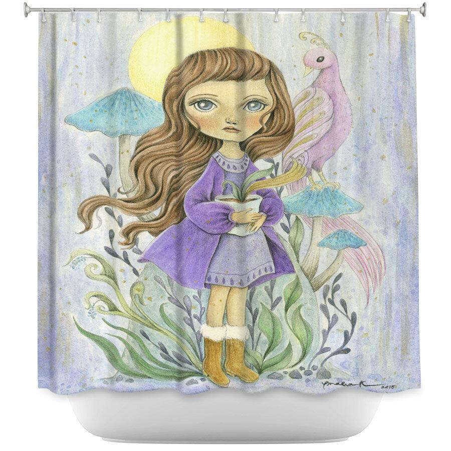 East Urban Home Gift Of Single Shower Curtain Wayfair