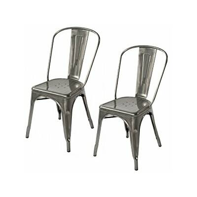 Exceptionnel Cronan Industrial Chic Xavier Pauchard Tolix Style Dining Chair