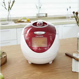 6-Cup Pressure Rice Cooker