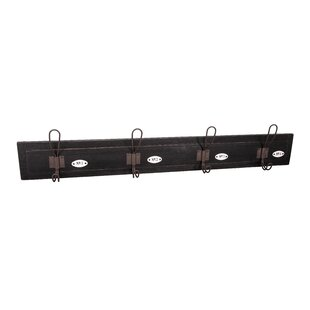 Ivor Wall Mounted Coat Rack By Borough Wharf