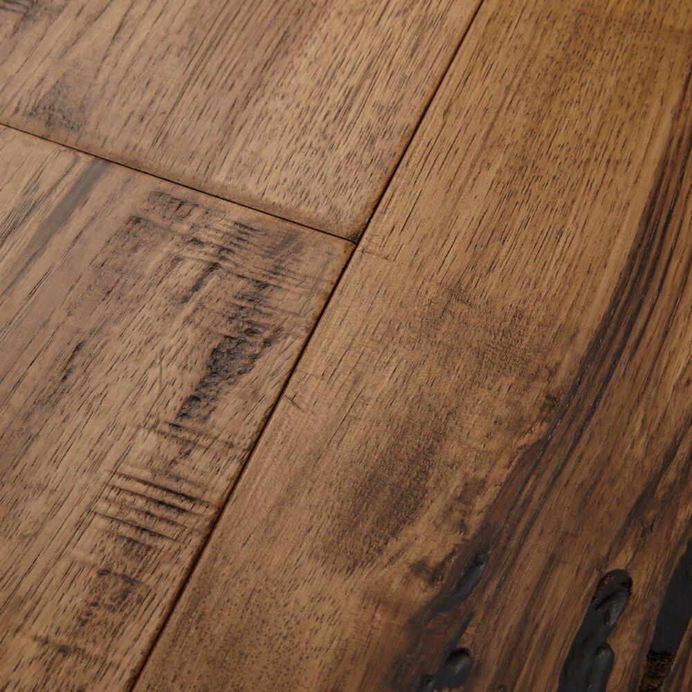 Mannington Maison 7 Engineered Hickory Hardwood Flooring Wayfair