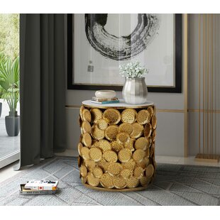 Comparison Fairview End Table by Ivy Bronx