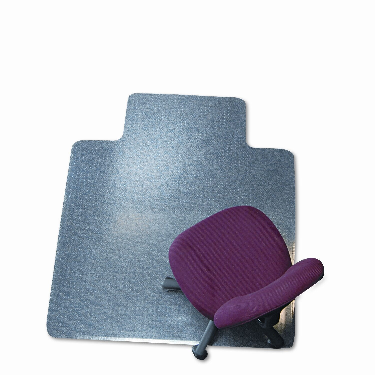 chair mat with lip. E.S. ROBBINS 45X53 Lip Chair Mat, Professional Series Anchorbar For Carpet Up To 3/4\ Mat With R