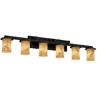 Brayden Studio Phaedra 6 Light Bath Vanity Light