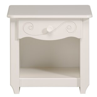 Cedar Grove 1 Drawer Nightstand by Harriet Bee