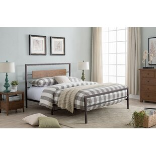 Alaina Panel Bed