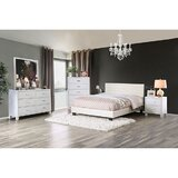 Clermt 4 Piece Bedroom Set by Ebern Designs