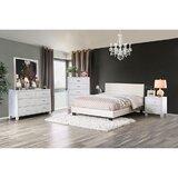 Clermt 4 Piece Bedroom Set by Ebern Designs