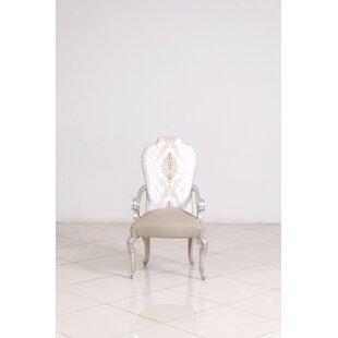 Phaedra Upholstered Dining Chair (Set of ..