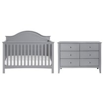 Baby & Gray Nursery Furniture Sets You'll Love in 2021 | Wayfair