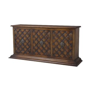 Bookley Carved Sideboard by World Menagerie