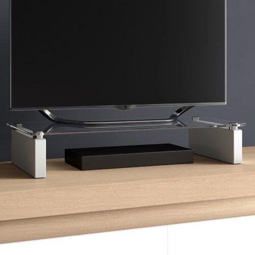 TV-Aufsatz Alhambra Metro Lane Größe: 12.2 cm x 82 cm x 35 cm| Farbe: Sand | Wohnzimmer > TV-HiFi-Möbel > TV-Halterungen | Metro Lane