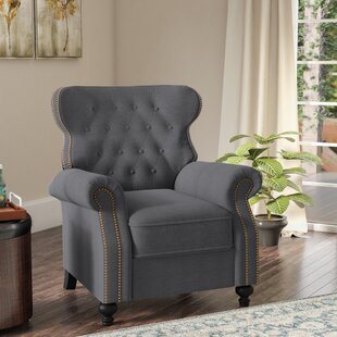 Leverette Recliner by Thre..