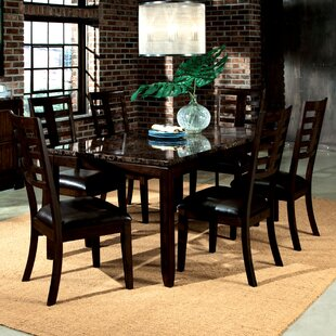 Bella 7 Piece Dining Set Standard Furniture