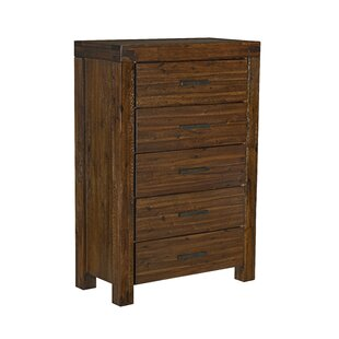 Lykins 5 Drawer Chest