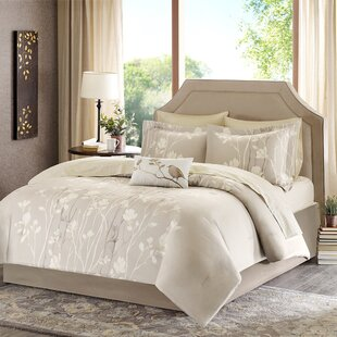 Herrmann Complete Comforter and Cotton Sheet Set