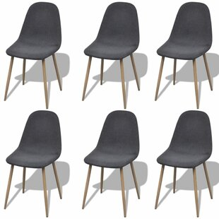 Ralston Upholstered Dining Chair (Set of 6) Ivy Bronx